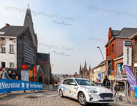 Technical Car - Tour of Flanders 2019