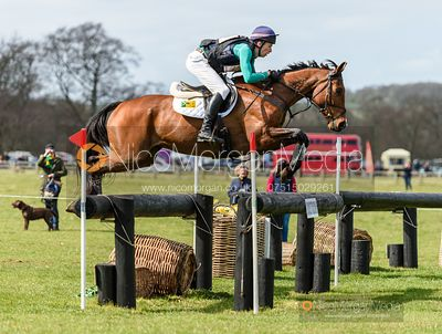 Robbie Kearns and MASTER MCCORMACK, Belton Horse Trials 2019
