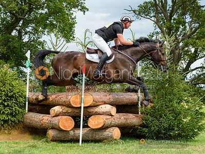 Jesse Campbell and COOLEY LAFITTE - Upton House Horse Trials 2019.