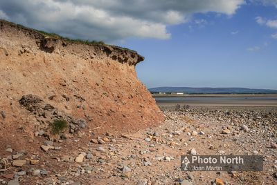 SUNDERLAND POINT 20A - Sandstone cliffs