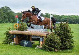 Eilidh-Jane Costelloe and WESTMUR QUALITY, Equitrek Bramham Horse Trials 2019