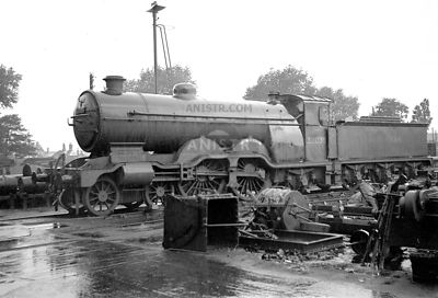 PHOTOS OF H1 and H2 CLASS SR 4-4-2 STEAM LOCOS
