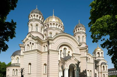 Riga Orthodox Cathedral, Latvia