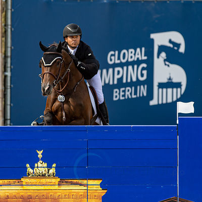 LONGINES GLOBAL CHAMPIONS TOUR Grand Prix of Berlin  presented by TENNOR