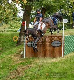 Tim Price and XAVIER FAER - Cross Country - Land Rover Burghley Horse Trials 2019