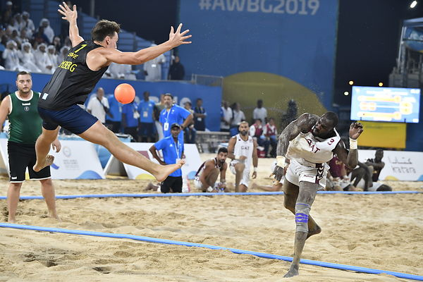 ANOC World Beach Games Qatar 2019