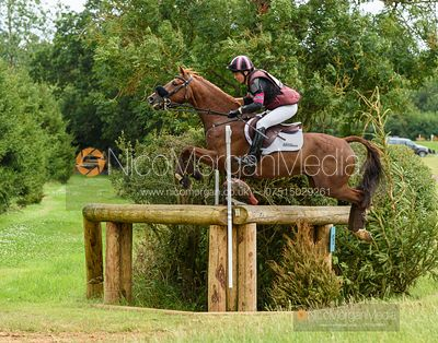 Sarah Bullimore and COROUET - Aston Le Walls Horse Trials 2019.