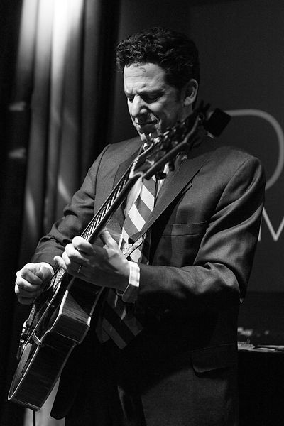 John Pizzarelli Paris 2012 Noir&Blanc  #3