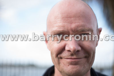 29th May, 2015. Broadcaster and author Sean Moncrieff photographed at his home in Baldoyle, Dublin..Photo:Barry Cronin/www.ba...