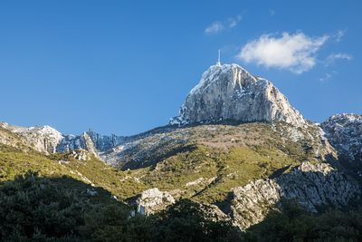 Massif de la Sainte Baume / Massive of Sainte Baume