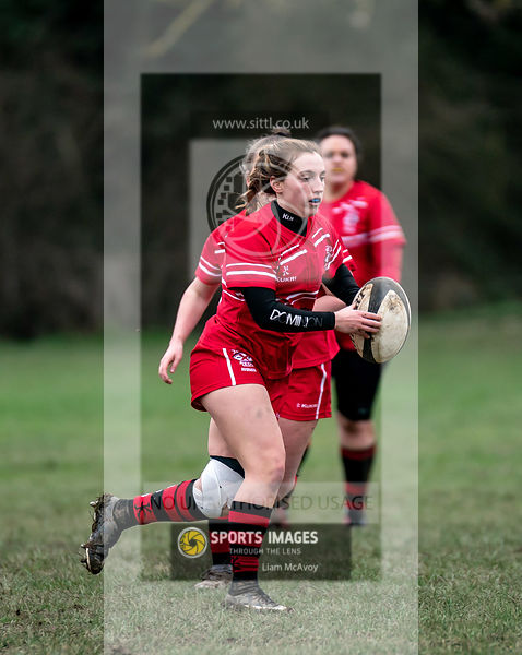 Tonbridge Juddians Ladies v Jersey Reds Ladies