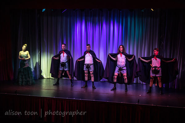 Cromer Pier Show 2019 show two