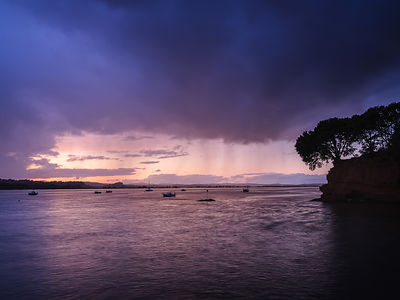 Passing_shower_-_Lympstone