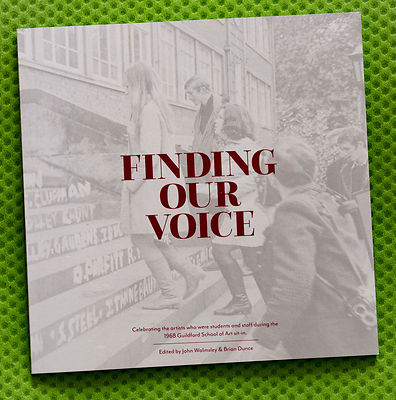 'Finding Our Voice', book of the exhibition.