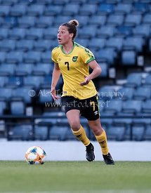 Women's International Friendly Match, Scotland v Jamaica, Tuesday 28th May 2019