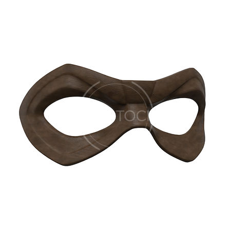 1-_Brown_Leather_Hero_Mask