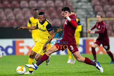 CFR Cluj - BSC Young Boys