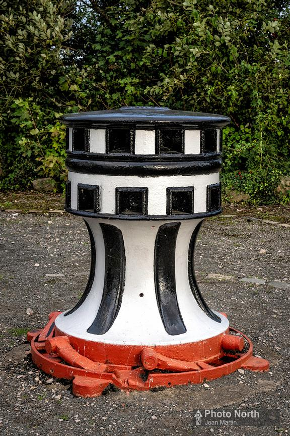 GLASSON DOCK 36A - Capstan