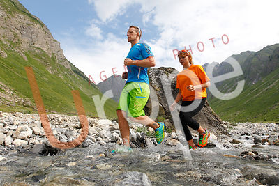 Photo de Running avec figurants
