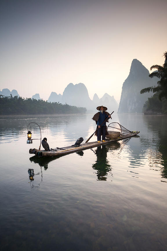 The Chinese Fisherman