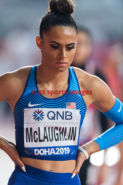 Sydney Mclaughlin (United States Of America)