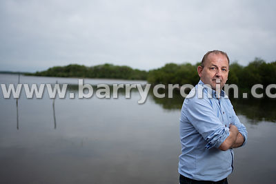 21st May, 2020.Former Garda Sergeant Maurice McCabe photographed at Lough Sheelin, County Cavan.Photo:Barry Cronin/www.barryc...