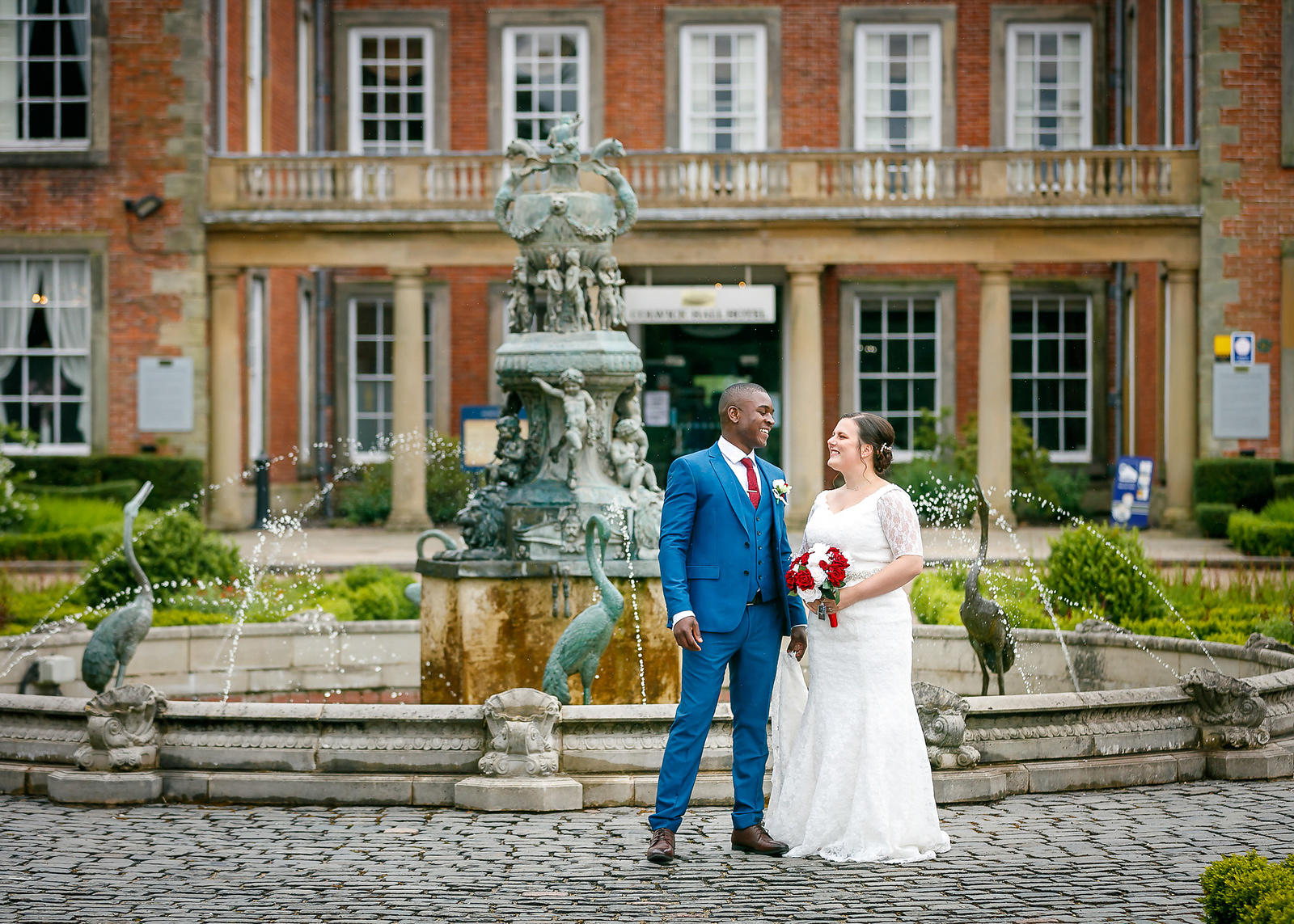 Wedding at Colwick Hall, Nottingham, Nottinghamshire, UK