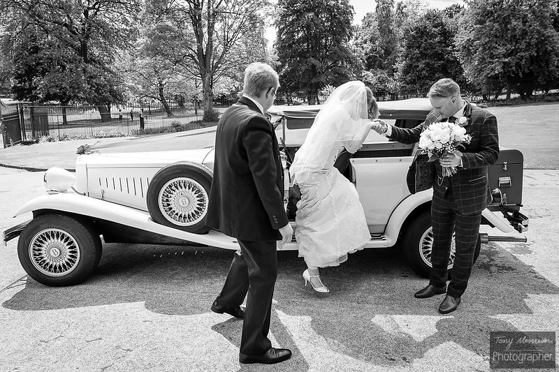 Wedding at The Old Library, Birmingham & Priory Hall Dudley