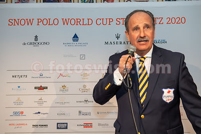 MEDIA - SnowPolo World Cup 2020 - St.Moritz