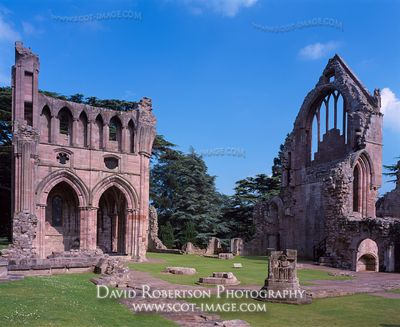 Image - Dryburgh Abbey, Borders, Scotland