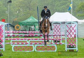 Alexander Tordoff and DUSTMAN, Fairfax & Favor Rockingham Horse Trials 2019.