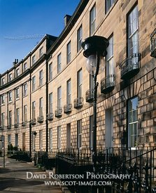 Image - Neo-classical architecture in the New Town of Edinburgh
