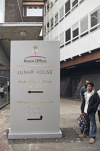 Lunar House Immigration & nationality directorate