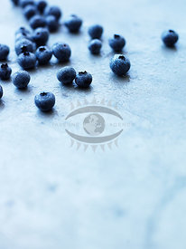 Blueberries by Court