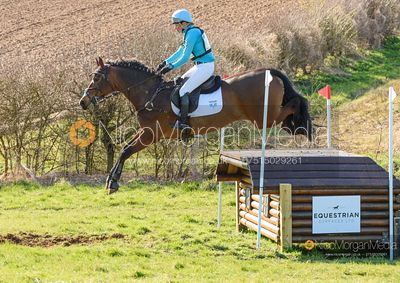 Izzy Taylor and CALL ME MAGGIE MAY. Oasby (1) Horse Trials 2020