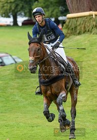 Arthur Duffort and TORONTO D AUROIS - Cross Country - Land Rover Burghley Horse Trials 2019