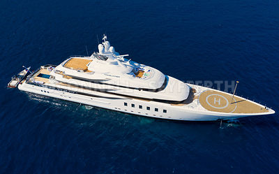 Superyacht Mad Summer