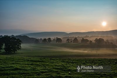 KIRKBY LONSDALE 40A - Misty morning