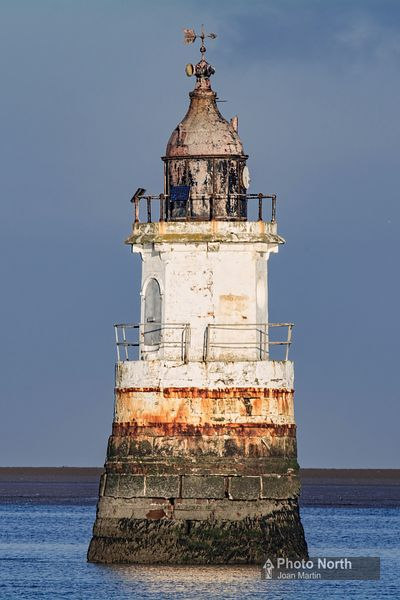COCKERHAM 20B - Plover Scar Lighthouse