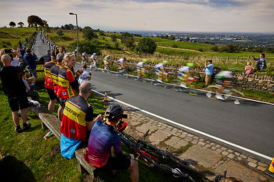 Tour of Britain 19 Werneth Low