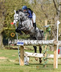 Sophie Jenman and LORDANA VH LEYSEHOF Z, Belton Horse Trials 2019