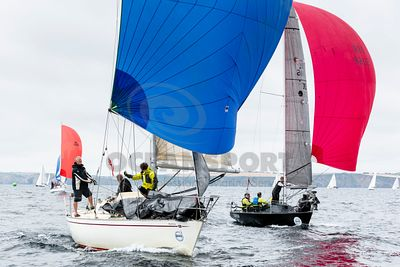 Volvo Cork Week 2018