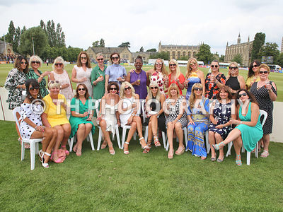 Ladies Day. Cheltenham Cricket Festival. 17th July 2019.