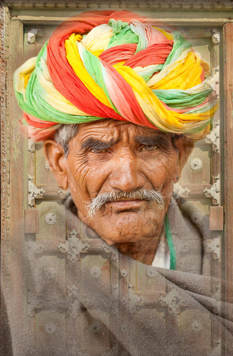 PROTRAITS FROM RAJASTHAN