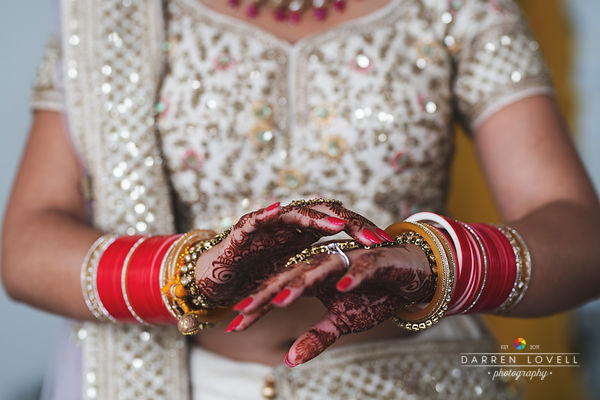 Vishal & Karishma - Hedsor House Indian Wedding