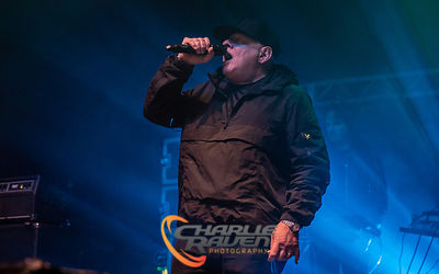 Happy Mondays performing at the O2 Academy Bournemouth 19.12.19