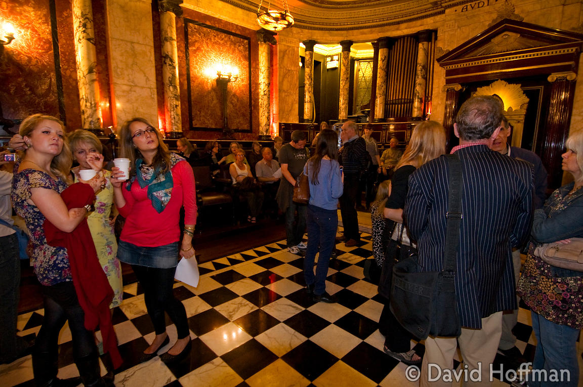 Open House Weekend London: Open House Weekend London: Greek Masonic Temple in the Andaz London (former Great Eastern Hotel), ...