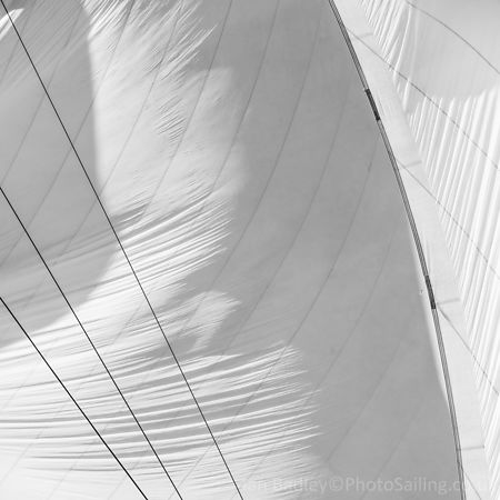 Abstract sail VIII