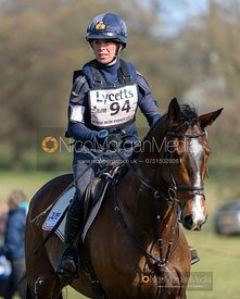 Vittoria Panizzon and SUPER CILLIOUS, Belton Horse Trials 2019