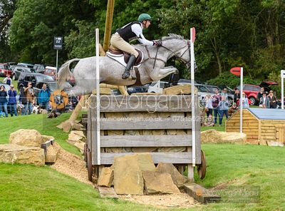 William Coleman and TIGHT LINES - Cross Country - Land Rover Burghley Horse Trials 2019